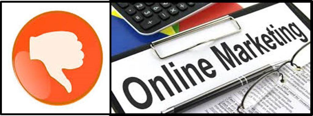 Alarming Online Marketing